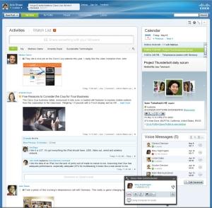 Screenshot Cisco Quad
